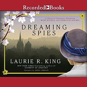 Dreaming Spies Audiobook