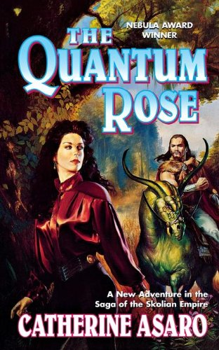 Book cover for The Quantum Rose