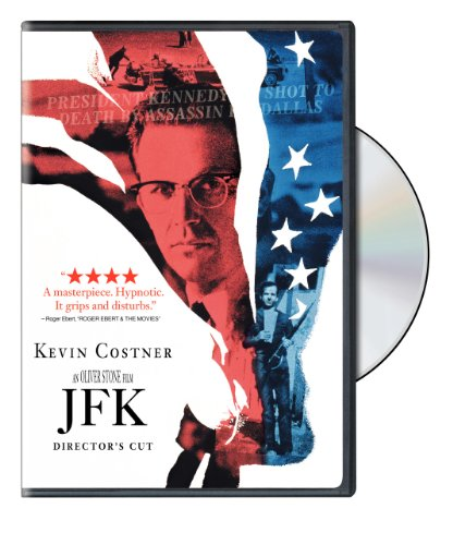 JFK (Director's Cut) (Dvd On Oliver)