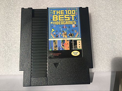 143 in 1 Best Newest NES Video Game Multi Cart 8-Bit 72-Pin Black Cartridge + Sleeve