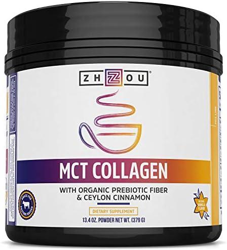 Zhou Nutrition Collagen Prebiotic Cinnamon product image