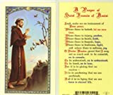 WJ Hirten E24-311 A Prayer of Saint Francis of Assisi, Holy Cards
