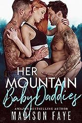 Her Mountain Baby Daddies (Blackthorn Mountain Men Book 3)