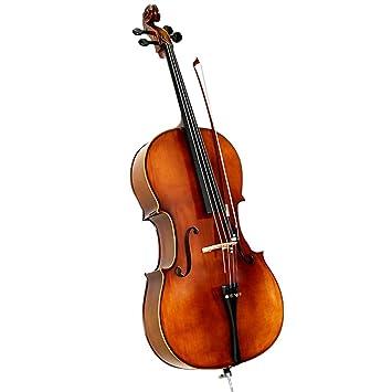 Miiliedy Hecho a mano de gama alta Matt Cello Principiante ...