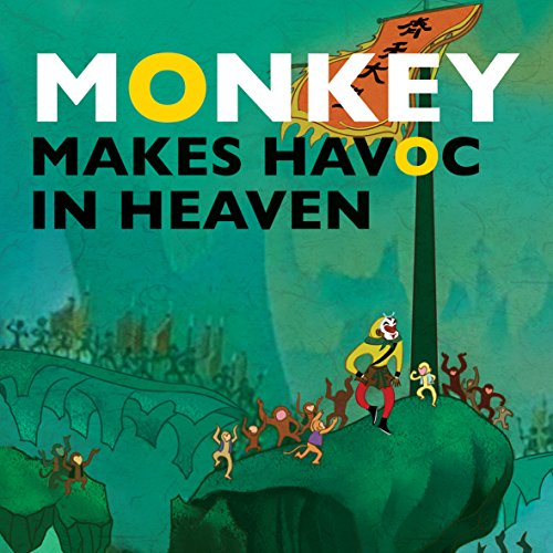 Monkey Makes Havoc in Heaven (Favorite Children's Cartoons From China)