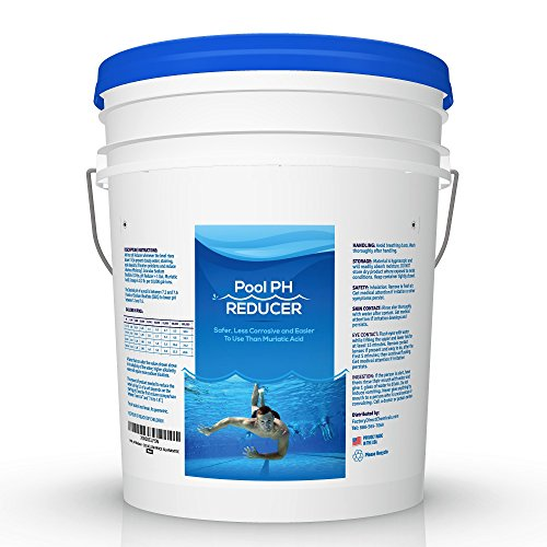 Pool PH Reducer - (25 lb) LOW PRICE GUARANTEE