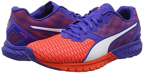Running Zapatillas Blue red Rojo Ignite Dual Blast royal De Puma Mujer 01 Para SqcEgIZcxw