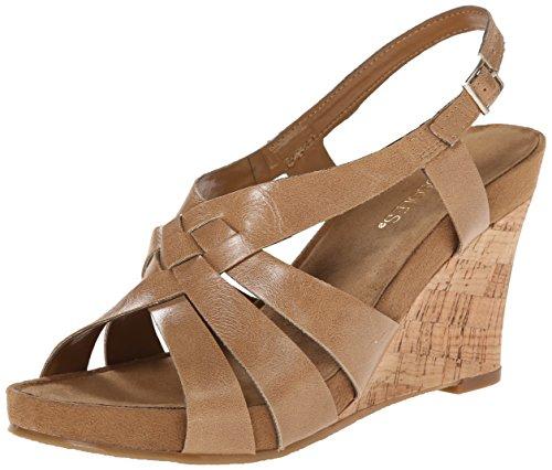 461139563c63 Aerosoles Women s Guava Plush Wedge Sandal