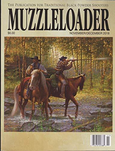 Muzzleloader Magazine November/December 2018