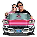 Pink Convertible Photo Prop Party Accessory (1 count) (1/Pkg)