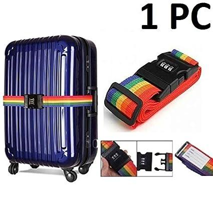 b3a7075f83d8 Lukzer 1 Pc Adjustable Bag Strap Cross Luggage Trendy & Stylish ...