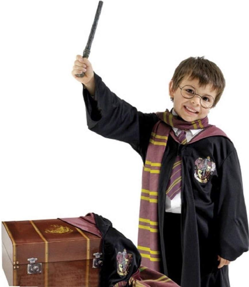 Chicas jóvenes Harry Potter Gryffindor Hermione maletín con capa ...