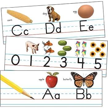 Amazon.com : Teacher Created Resources SW Alphabet Chart