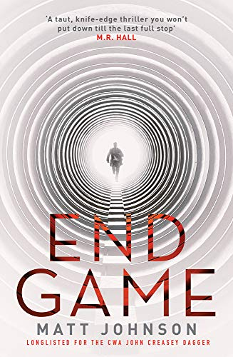 dc2340e0a8 a book review by Beth Kanell  End Game (Robert Finlay)