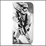 Star Wars: The Force Awakens Wallet/Flip Style iPhone 6 Cell Phone Cases (Stormtrooper)