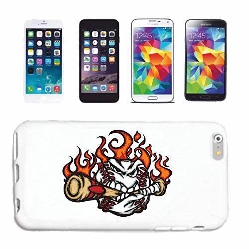 """cas de téléphone iPhone 6S """"BASEBALL BAT SHIRT BASEBALL PLAYER BASEBALL CLUB DE BASEBALL BAT BASEBALL PLAYER BASEBALL SHIRT BASEBALL ÉQUIPE"""" Hard Case Cover Téléphone Covers Smart Cover pour Apple iPh"""