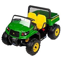 Peg Perego John Deere Gator XUV 12-volt Battery-Po