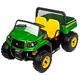 Peg Perego John Deere Gator XUV 12-volt Battery-Powered Ride-On By Dreamsales