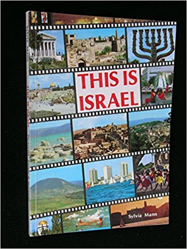 This is Israel, Pictorial Guide & Souvenir