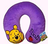 Official Licensd GENUINE Disney Winnie the Pooh Neck Travel Pillow