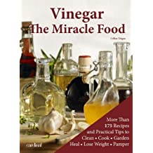 Vinegar: The Miracle Food (The Health Collection) by Celine Tregan (2014-08-15)