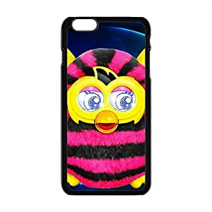 Lovely pink and yellow owl Cell Phone Case for iPhone plus 6 wangjiang maoyi