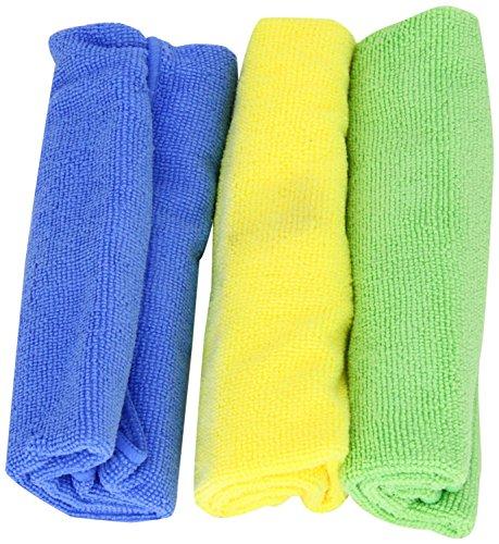 SUMEX MR.KLEEN KLIN306 Microfiber Cloth, 3 Pack