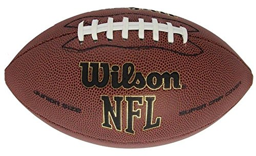 Wilson Wtpckf1793 NFL Super Grip Performance Composite Leather Football by Wilson
