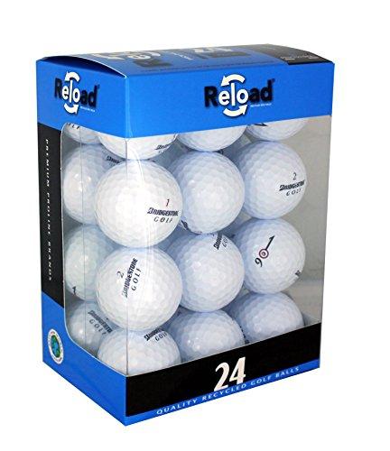 reload-recycled-golf-balls-24-pack-of-bridgestone-golf-balls