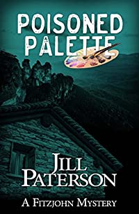 Poisoned Palette by Jill Paterson ebook deal