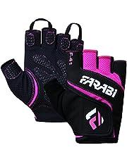 Farabi Unisex F-41 gymhandskar gym handskar män gym handskar kvinnor