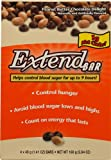 ExtendSnacks ExtendBar Peanut Butter Chocolate Delight — 1 Box Each / Pack of 4 Review