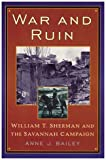 War and Ruin, Anne J. Bailey, 0842028501