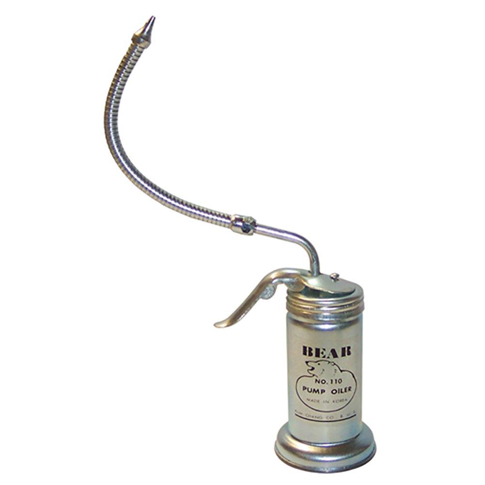 SixTools 175CC Flexible Nozzle Pump Action Oiler