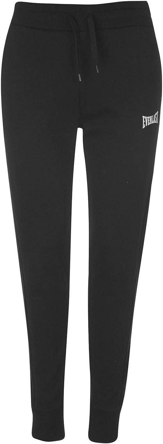 Everlast 3//4 Jogging Pants Ladies Bottoms Trousers Lightweight Drawstring