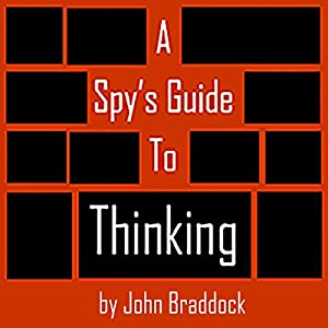 A Spy's Guide to Thinking Audiobook