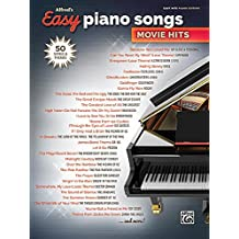 Alfred's Easy Piano Songs - Movie Hits: 50 Songs and Themes