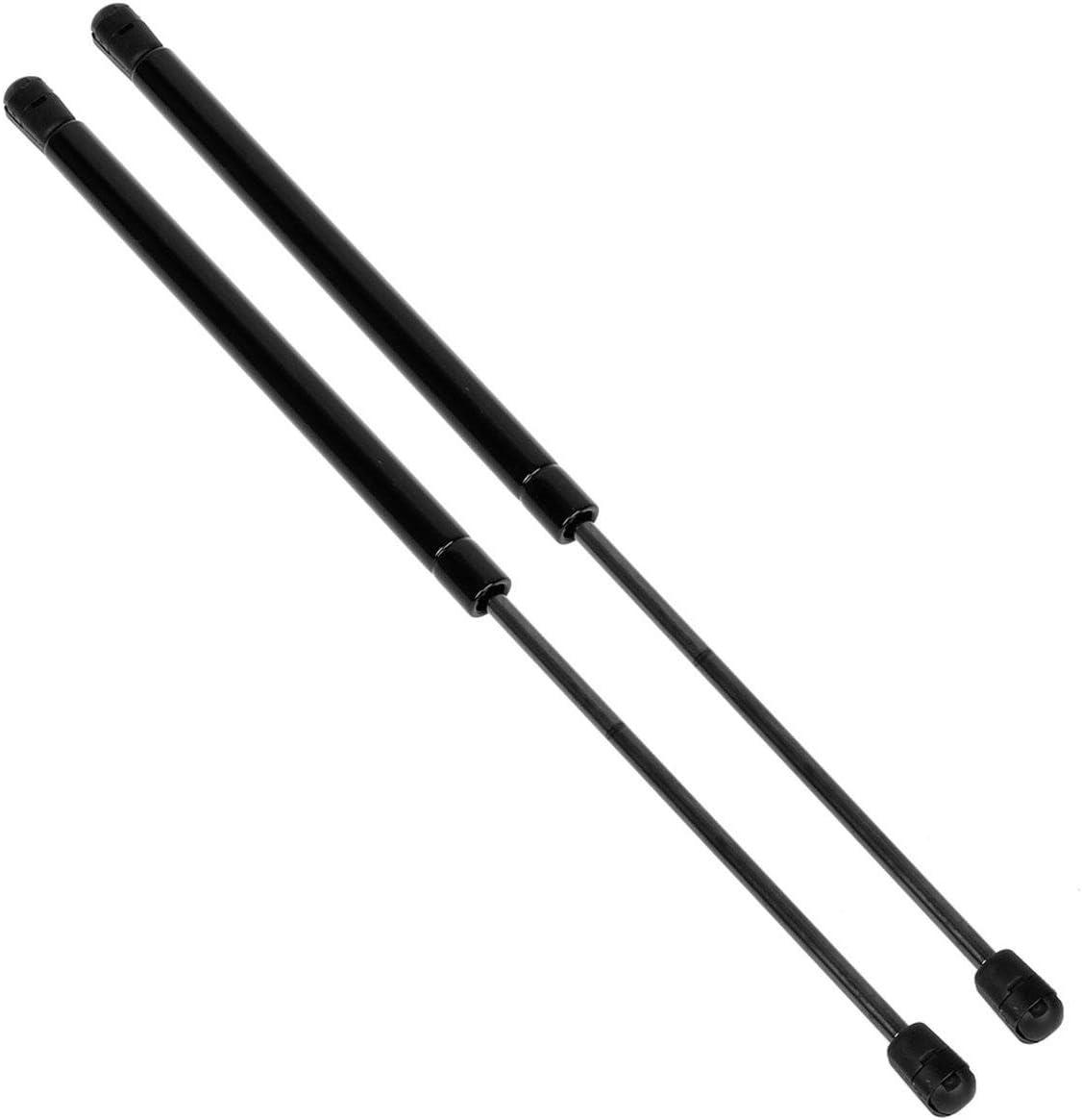 Maxpow Compatible With C1620651 SE187P40S10 18.7 40Lbs Per prop 10mm Ball Socket Struts Lift Supports Damper Props Rods