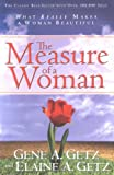 The Measure of a Woman, Gene A. Getz and Elaine Getz, 0830732861