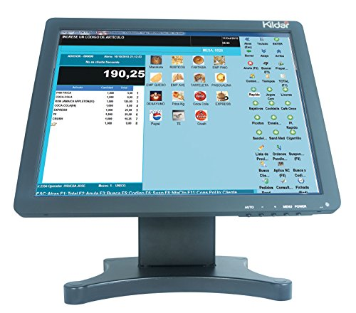 Brand New Touchscreen LED Monitor 17