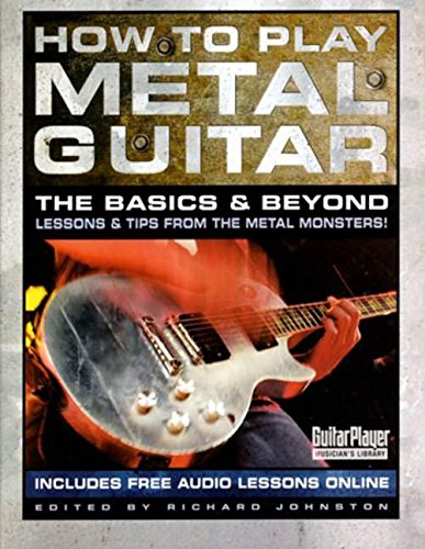How Play Metal Guitar Musicians product image