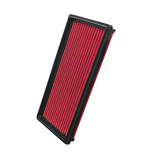 Upgr8 U8701-1202 Hd PRO OEM Replacement High Performance Dry Drop-in Panel Air Filter - Blazer S10 Air