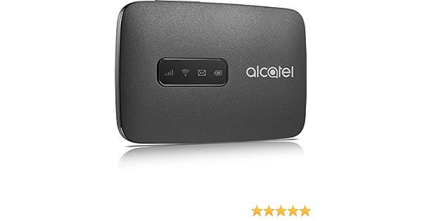 Alcatel Link Zona mw40 V Router móvil negro