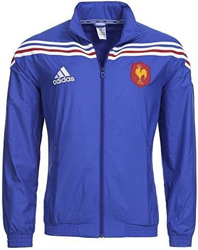 Frankreich Rugby Nationalmannschaft adidas Jacke Z19351