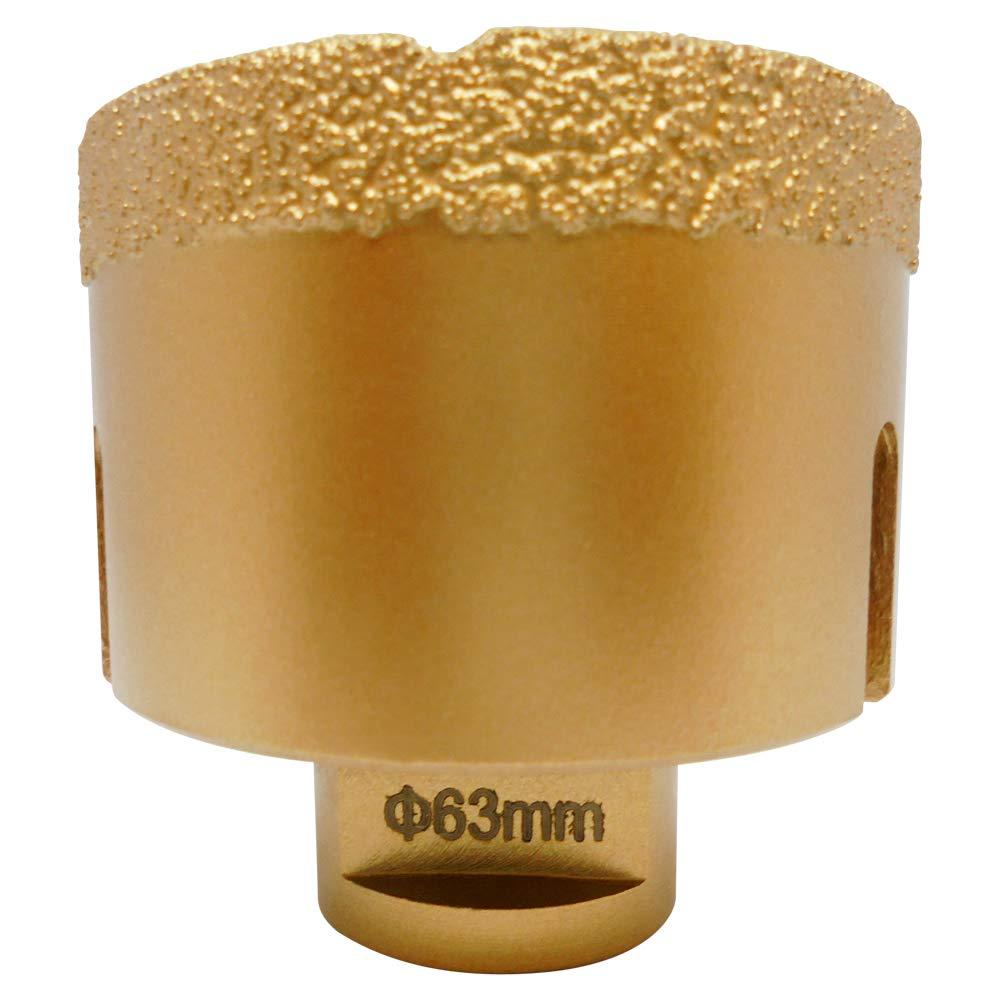 10mm Premium Diamantbohrer CRONUS M14 10mm-20mm-35mm-63mm Bohrkrone Fliesenbohrer trocken