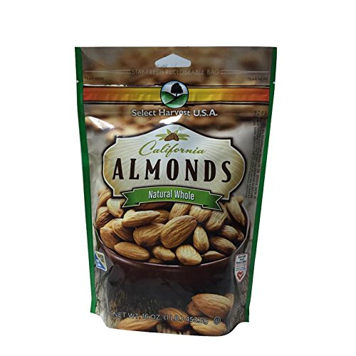 Harvest Select (Almonds (Natural Whole))