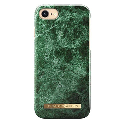 Image Unavailable. Image not available for. Color  iDeal Of Sweden Green  Marble Fashion Case Design for iPhone ... 7495154cf2594