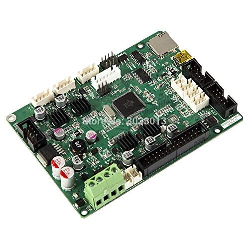 Zamtac Newest Cr-10s PRo Mainboard/Motherboard 3D Printer Part Original Supply Control Broad by GIMAX (Image #3)