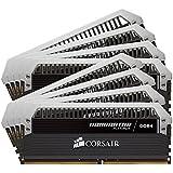 Corsair Dominator Platinum Series 64GB DDR4 DRAM 2666MHz C15 Memory Kit