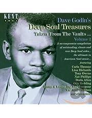 Dave Godins Deep Soul Treasures Vol.2 Various